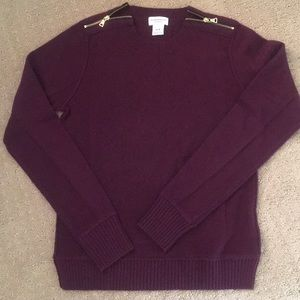 Brand New Club Monaco Cashmere Sweater